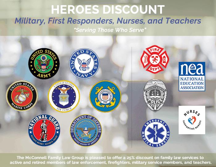 Heroes Discount Program